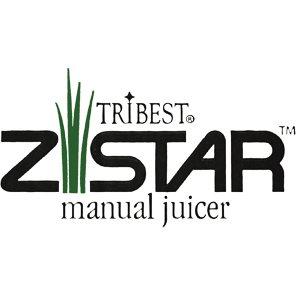 Tribest Z-Star Manual Wheatgrass Juicer Z-710 Raw
