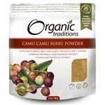 Oraganic Traditions Wild Crafted Camu Camu Powder 100gr