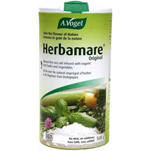 Herbamare Original Sea Salt Shaker 500g