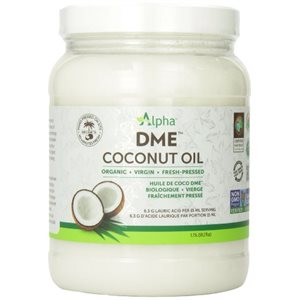 Alpha DME Virgin Coconut Oil 1.75 l