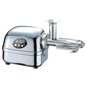 Super Angel Stainless Steel Twin Gear Juicer Model 8500