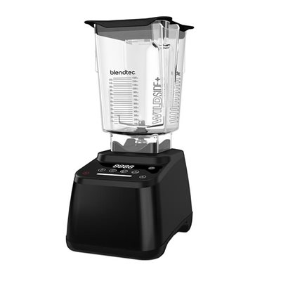 Blendtec Designer Blender 625 WildSide Black