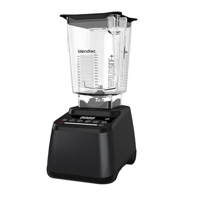Blendtec Designer Blender 675 WildSide Charcoal