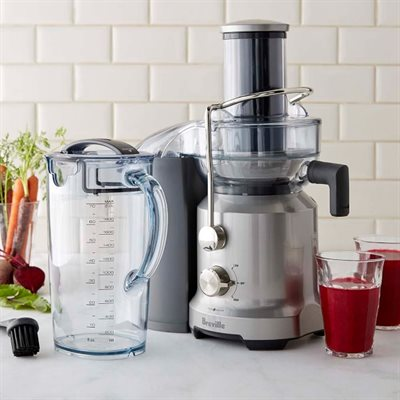 Breville Juice Fountain Cold Juicer BJE430SIL