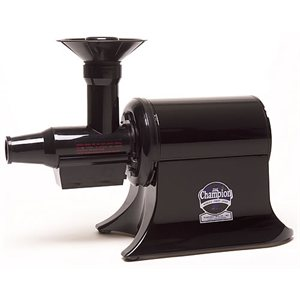 Champion Juicer 2000+ Commercial Black