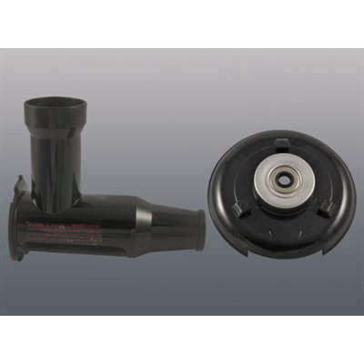 Champion 2000+ Replacement Body / Hub Combo Black