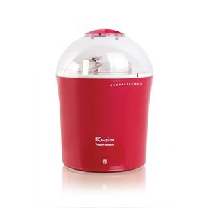 Euro Cuisine Yogurt Maker Red YM460