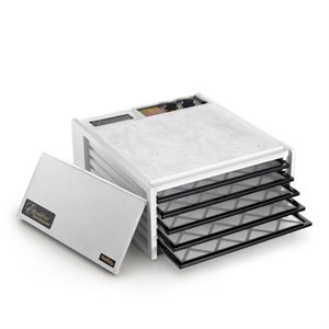 Excalibur Food Dehydrator 3526T White