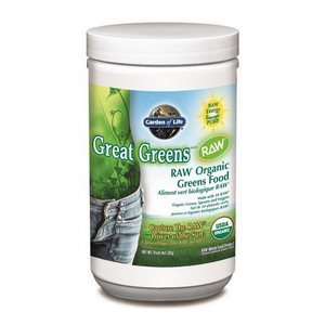Garden of Life Great Greens RAW Organic 240g
