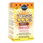 Garden of Life Vitamin Code Raw D3 60 Capsules