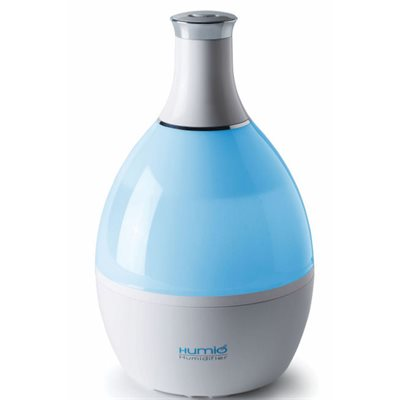Humio Humidifier and Night Lamp with Aroma Oil Compartment
