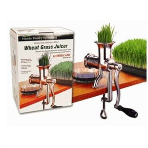 Hurricane Wheatgrass Juicer BL-30
