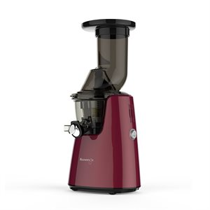 Kuvings Extracteur à jus Whole Slow Juicer élite rouge C7000S