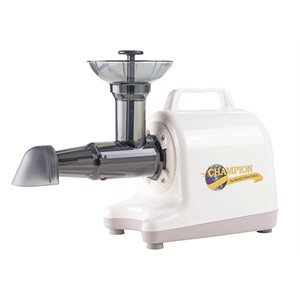 Champion 4000 Household Juicer White