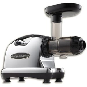 Omega Juicer Chrome Model 8006