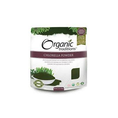 Organic Traditions Certified Organic Chlorella Powder