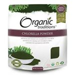 Organic Traditions Certified Organic Chlorella Powder 150gr