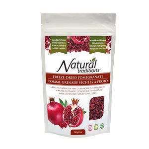 Natural Traditions Dried Pomegranate 100gr