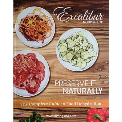 Preserve it naturally the complete guide to food dehydration book preserve it naturally the complete guide to food dehydration book forumfinder Image collections