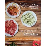 Preserve it Naturally The Complete Guide to Food Dehydration Book