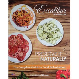 Livre Preserve it Naturally The Complete Guide to Food Dehydration