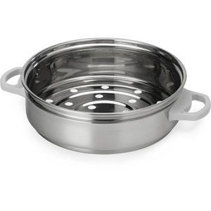 Aroma Simply Stainless 6-Cup Steam Tray RS-03