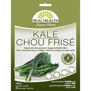 Real Health Superfoods Kale Powder 100g