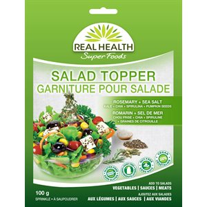 Real Health Superfoods Salad Topper 100g