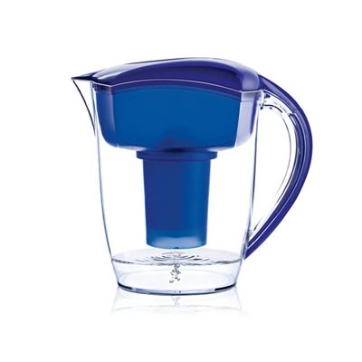 Santevia Alkaline Water Pitcher Blue