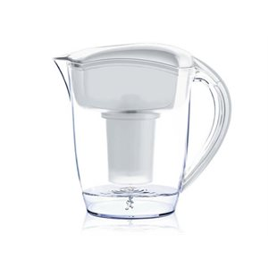 Santevia Alkaline Water Pitcher White