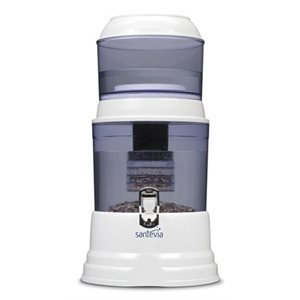 Santevia Gravity 15L Countertop Pure Earth Water System