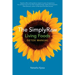 Simply Raw Living Foods Book