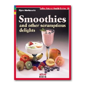 Livre Smoothies and other scrumptious delights