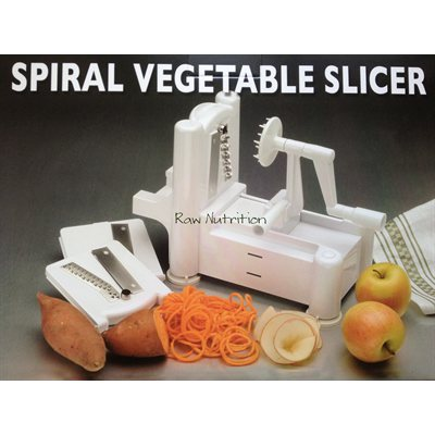 Object moved - Paderno world cuisine spiral vegetable slicer ...