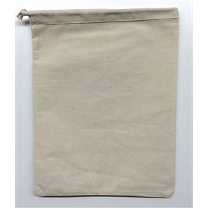 Passion Santé Multi Use Unbleached Cotton Bag