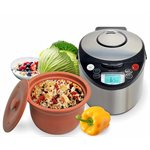 VitaClay VM7900-6 Smart Organic 6-Cup Multi-Cooker