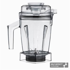 Vitamix Self-Detect Dry Grains Container for Ascent Blenders
