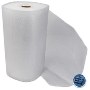 Weston Commercial Grade Vacuum Bags 15 in x 50 ft Roll