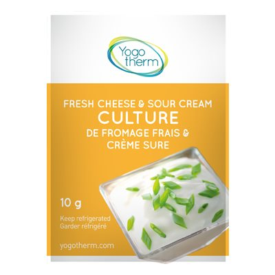 Yogotherm Fresh Cheese and Sour Cream Culture