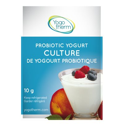 Yogotherm Culture de yogourt probiotique
