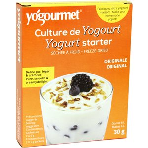 Yogourmet Yogurt Culture