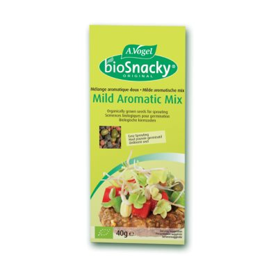 A. Vogel BioSnacky Organic Mild Aromatic Mix Seeds 40g