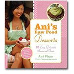 Livre Ani's Raw Food Desserts