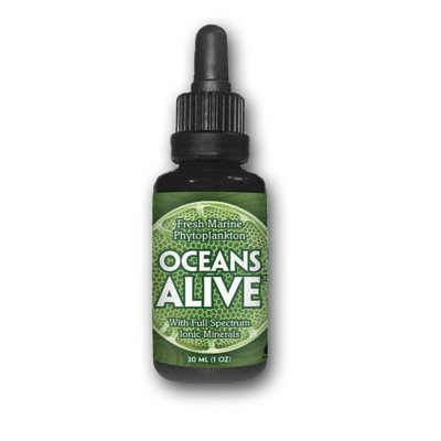 Oceans Alive phytoplancton marin 30ml