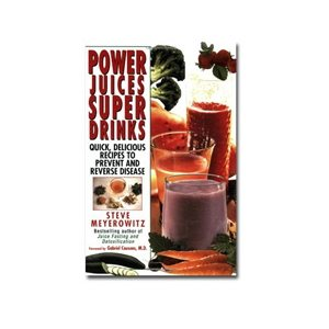 Power Juices Super Drinks Book