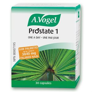 A. Vogel Prostate 1 - Saw Palmetto capsules for enlarged prostate