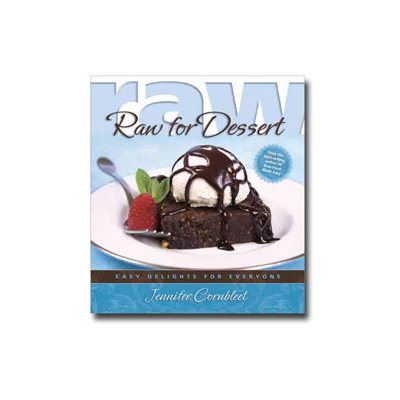 Raw For Dessert Book