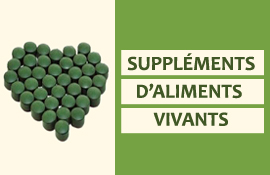 Raw Food Supplements fr