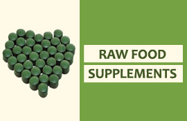 raw food supplements